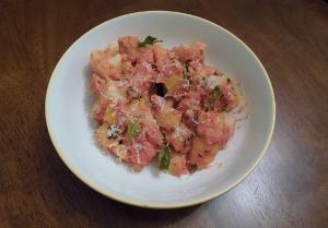 Veggie-Stuffed Casserole