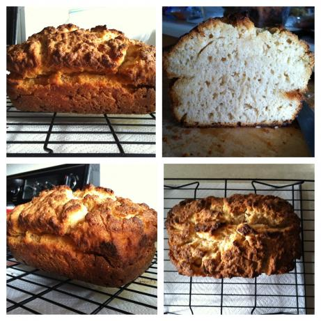 Honey Mead Bread
