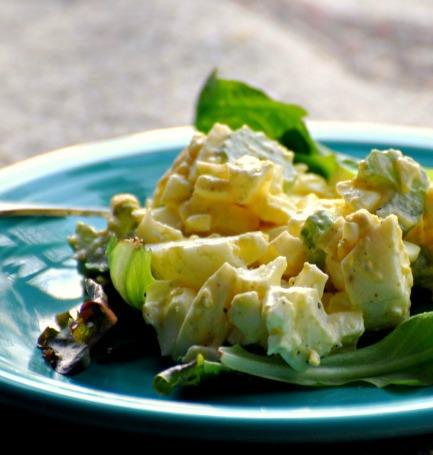 Jenn's Egg Salad