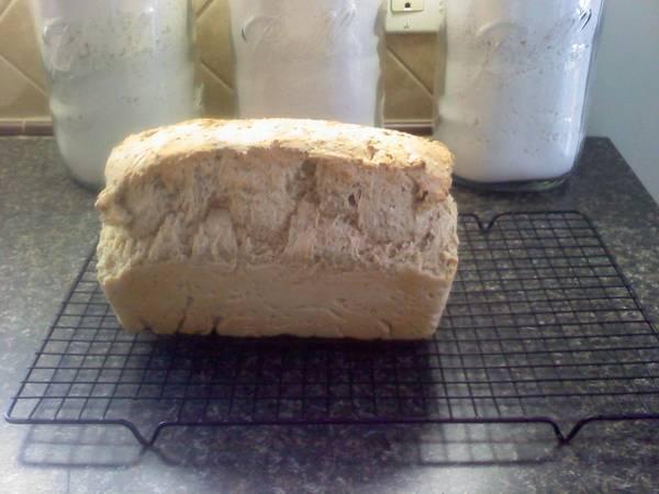 Einkorn & Spelt Flour Bread