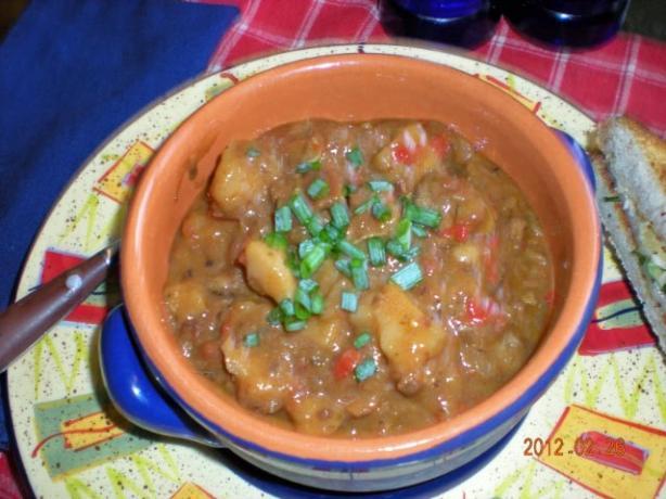 Potato Beef Stew