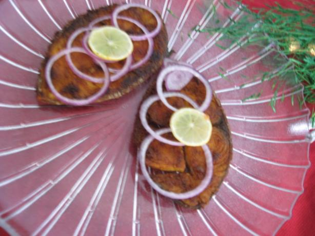 Indian Seer Fish Fry