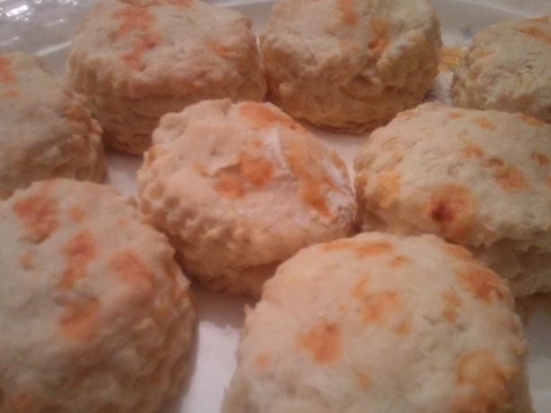 Tabasco Cheddar Biscuits