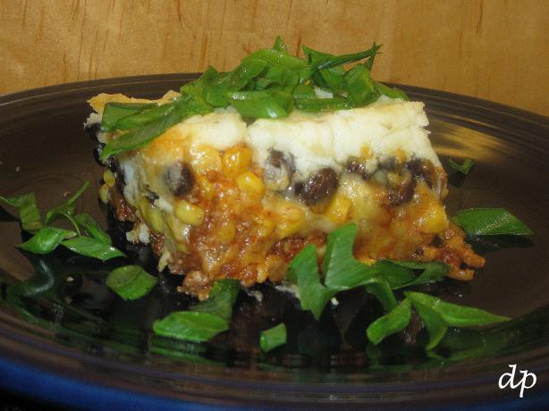 Simply Easy Mexican Sheppard's Pie