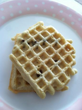 Basic Vegan Waffles