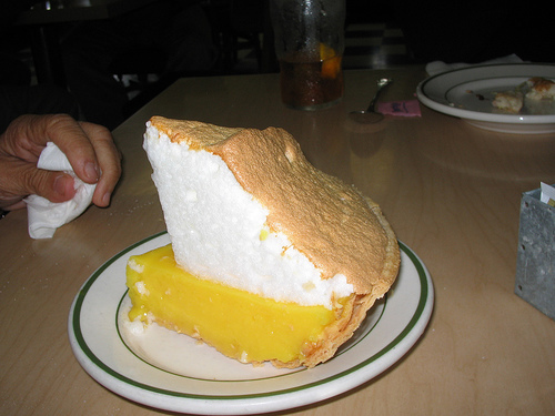 New Orleans Lemon Pie
