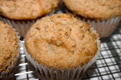 Honey Oat Muffins Perfection!