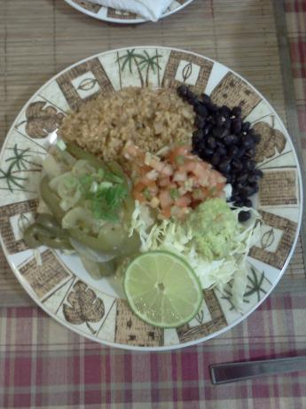 Fish Veracruz With Green Sauce