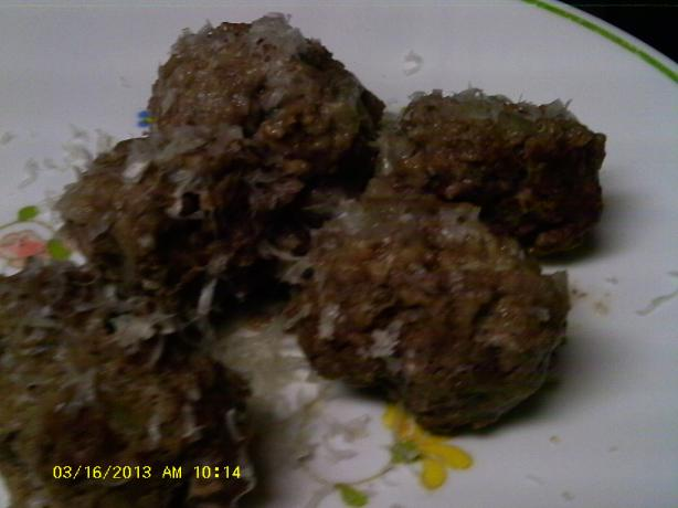 Libbie's Meatballs