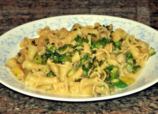 Spring Vegetable Pasta-America's Test Kitchen