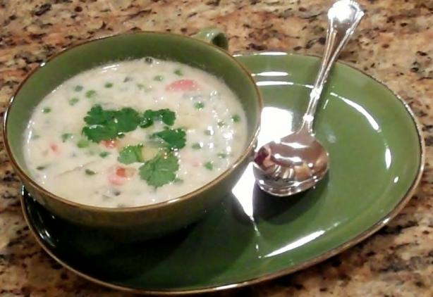 Aarsi's Ultimate Coconut Soup