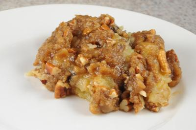 Sweet Potato Casserole (Bermuda)