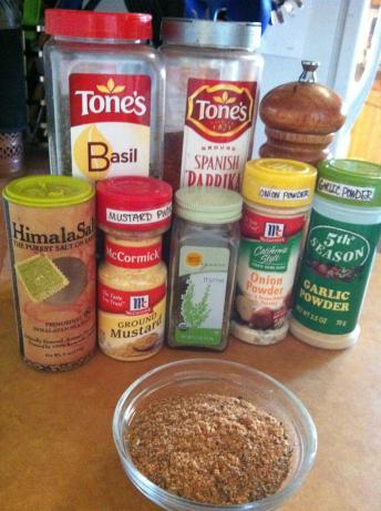 Mccormick's Meatloaf Seasoning Mix