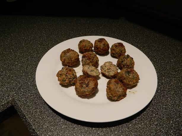 East European Meatballs
