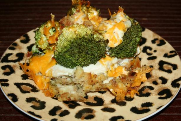 Chicken Broccoli Stuffing