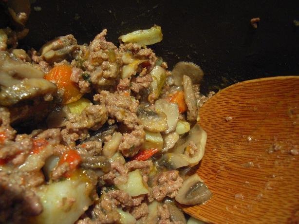 Portobello Mushroom Stew