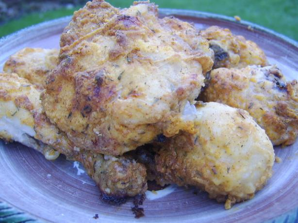 "Fearless ""fried"" Chicken"