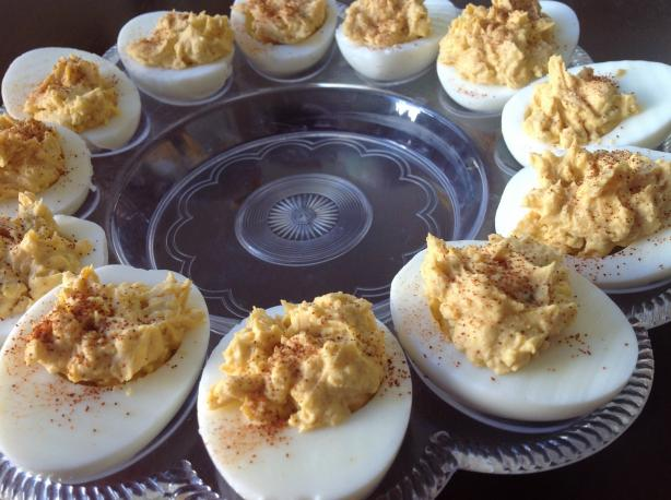 Deviled Eggs- Tried and True