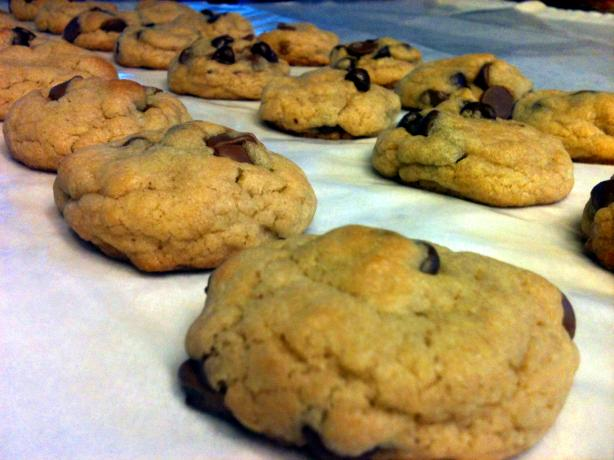 Can't Go Wrong Chocolate Chip Cookies