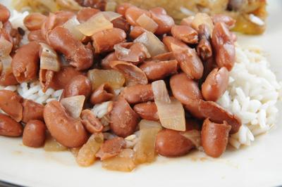 Stew Beans (Belize)