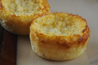 Fresh Corn Muffins (Cameroon)