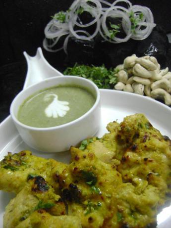 Chicken Zareen Tikka Kabab