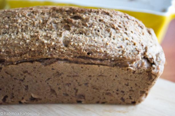 Protien Bread - Almond & Coconut Flour + Pea Protein