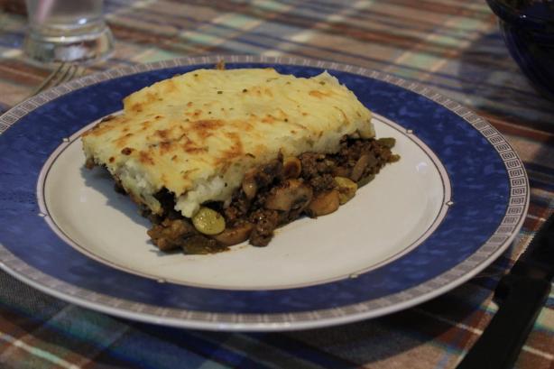 Brown's Cottage Pie