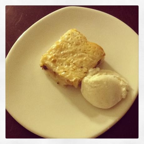 Copycat - Moxies White Chocolate Brownie