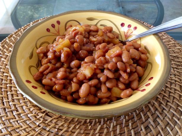 Hawaiian Beans