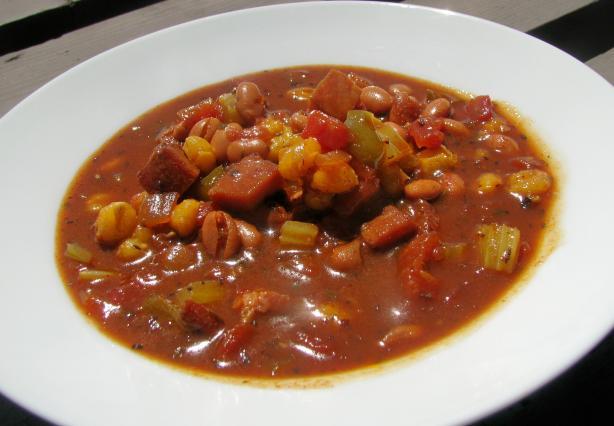 Zydeco Soup