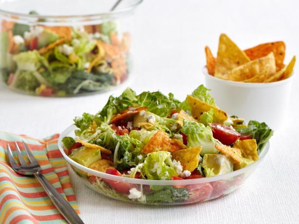 Dorito Ranch Salad