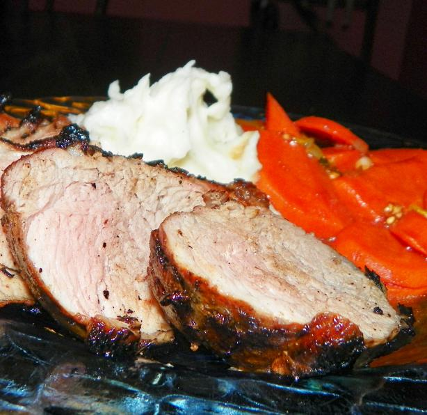 Amazing Pork Chop or Chicken Marinade