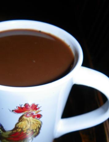 Hazel-Cocoa Prepared Coffee