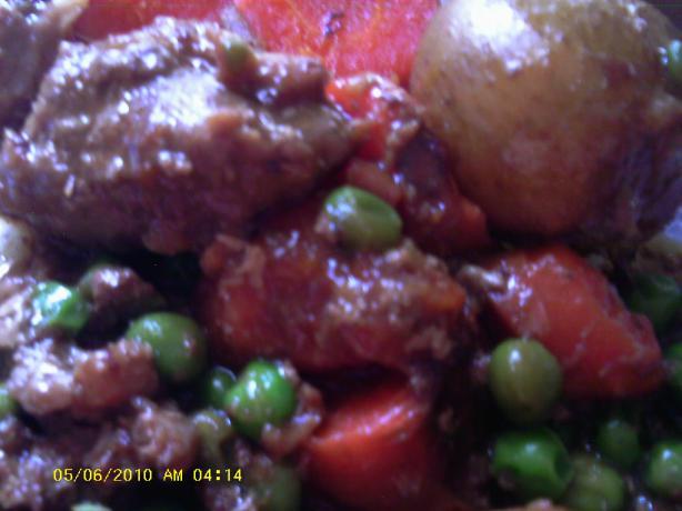Amager Island Stew (Amagergryde)