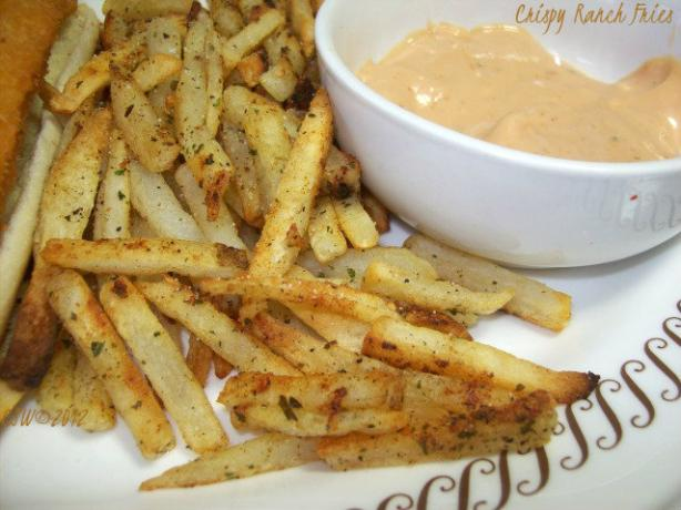 Crispy Ranch Fries