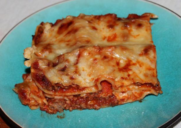 Noah's Lasagna
