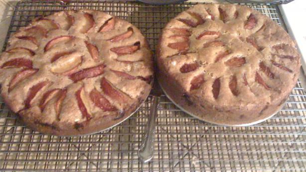 Summer Peach Cake(ATK)