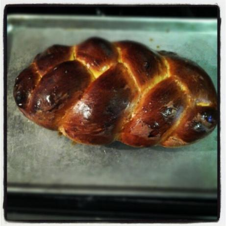 Mrs. Connor's Challah.