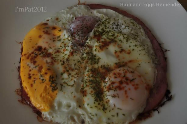 Ham And Eggs Hemendex