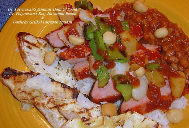 Doctor Polynesian's Jammin' Ham 'n' Spam