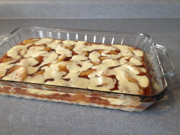 Apple Kuchen Squares