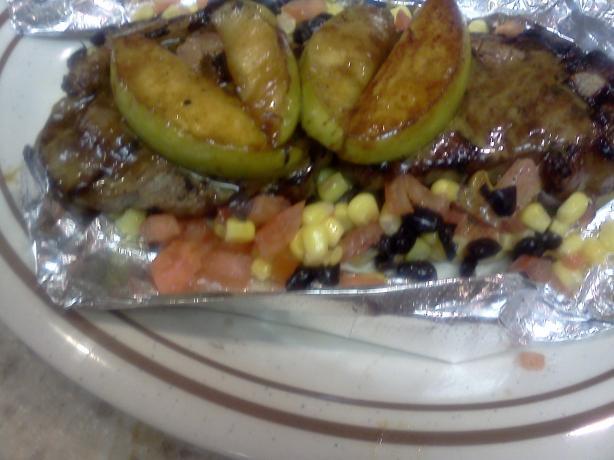 Zingy Apple N.Y. Steaks #RSC