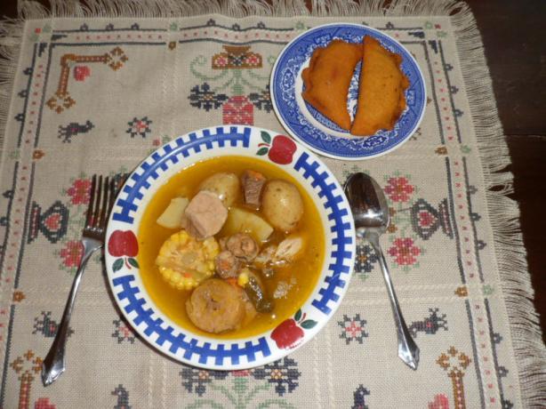 Stew - Colombia - Sancocho Antioqueño