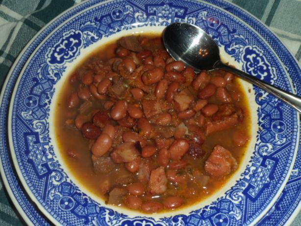 Pinto Beans - Frijoles Paisas