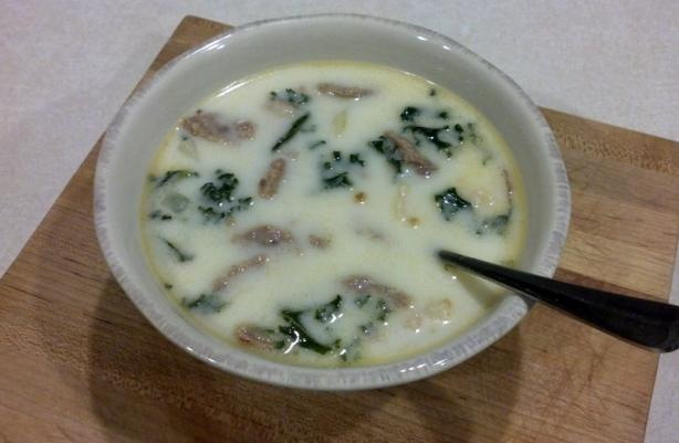 Zuppa Toscana, Magri Style