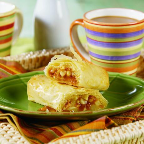 Caramel Apple Pastries