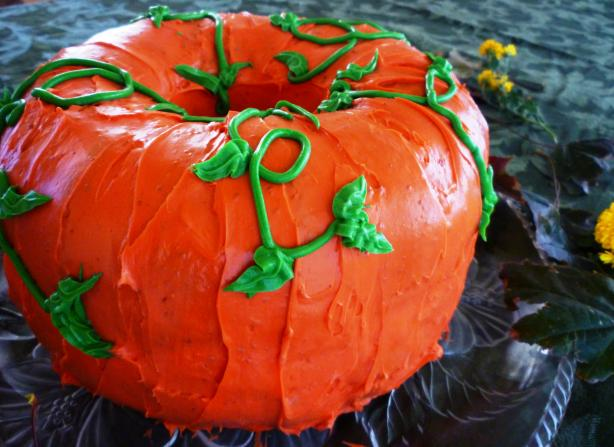 The Great Pumpkin Cake Recipe