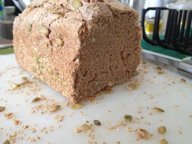 Good Seeds Whole Wheat Bread