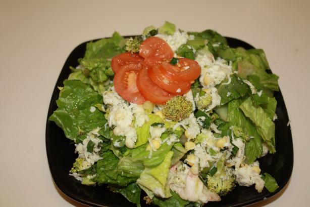 "Like ""Ceasar Chicken"" Salad"